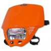 Headlight UFO PF01707-127 CRUISER Orange