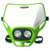 Headlight UFO PF01700-026 FIREFLY TWINS Green