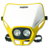 Headlight UFO PF01700-101 FIREFLY TWINS Yellow
