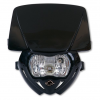 Headlight UFO PF01708-001 PANTHER Black