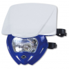 Headlight UFO PF01709-W089 PANTHER Dual color White-Reflexblue