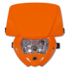 Headlight UFO PF01708-127 PANTHER Orange