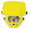 Headlight UFO PF01708-102 PANTHER Yellow
