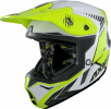 MX helmet AXXIS WOLF ABS star strack a3 gloss fluor yellow XL