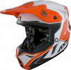 MX helmet AXXIS WOLF ABS star track a4 gloss fluor orange M