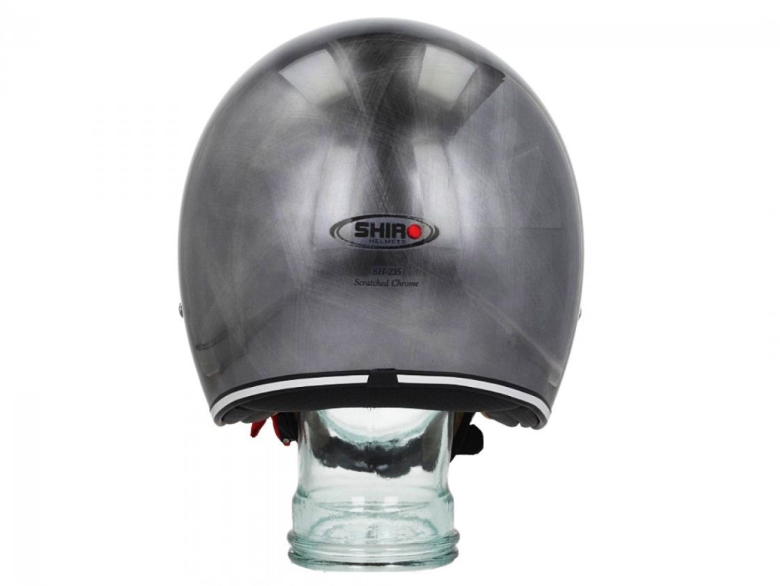 Helmet Sh 235 Chrome Scratched Chrome Xxl Motorcycles